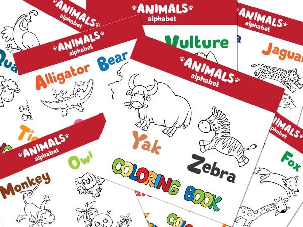 Freebie 5 ~ Colouring Book!