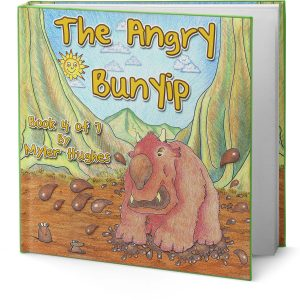 the-angry-bunyip-cover-book-4-of-7