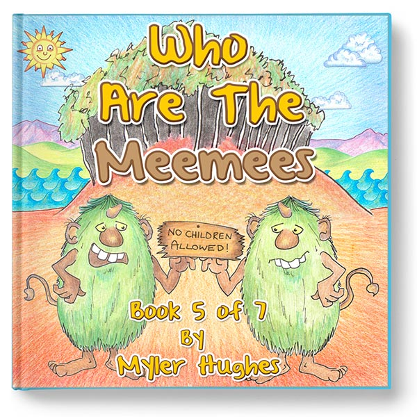 Who are the Meemees – Book 5